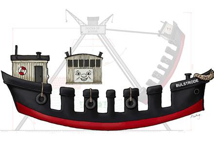Fahrzeugentwürfe  ・  Gondola Designs