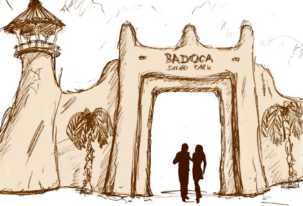 Badoca Safari Park Retheming