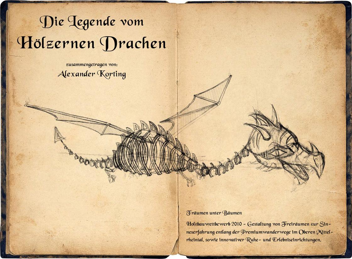 Legende des Hölzernen Drachen - Startseite