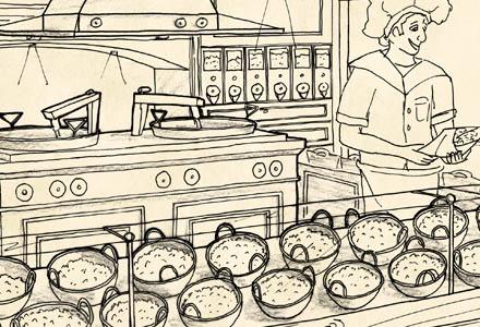 Die Knusperwerkstatt ・ The Crunching Workshop