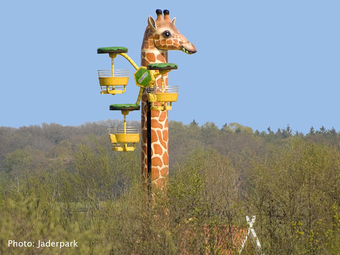 Giraffenturm Jaderpark