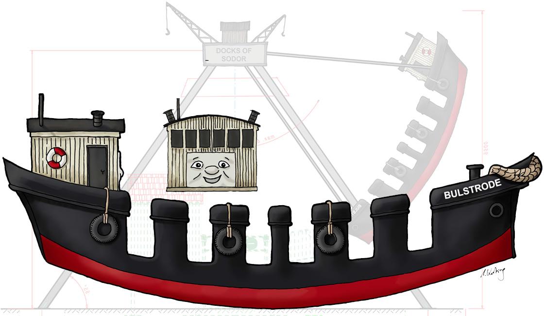 Bulstrode Swinging Ship Schiffschaukel Metallbau Emmeln