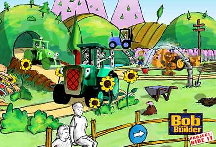 Bob the Builder – Project: Ride It!